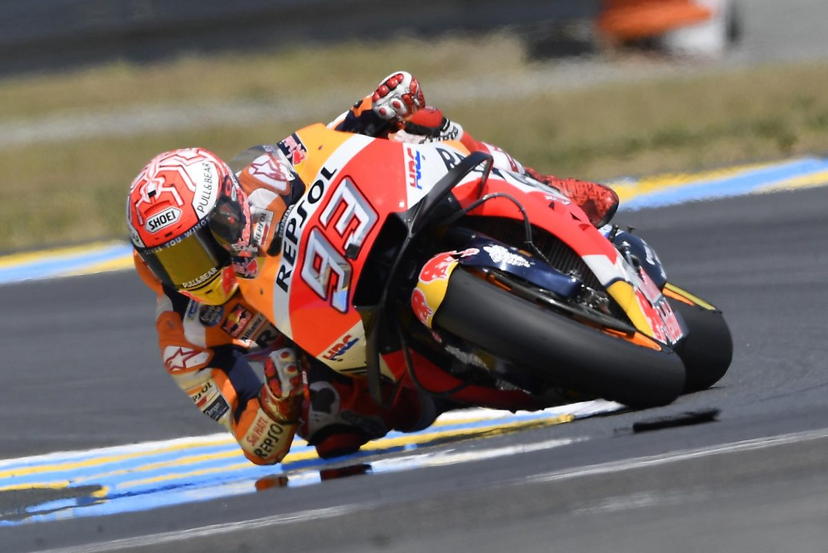 Marc Marquez Continues the Streak, Wins French GP